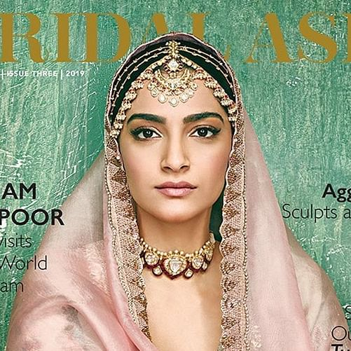 Sonam Kapoor dons an ethereal bridal avatar again in this recent picture