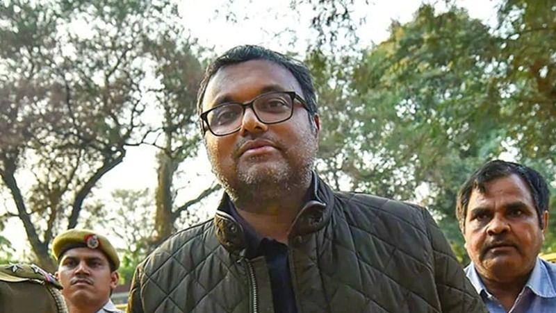 Karti Chidambaram challenges eviction notice on Jor Bagh property