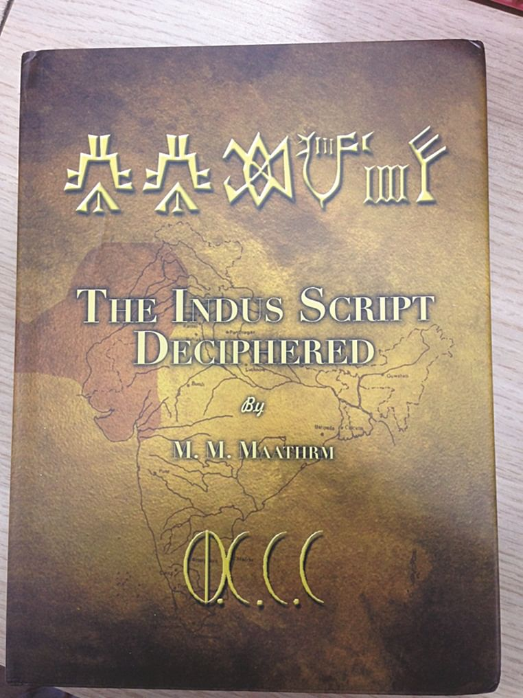 The Major Story to The Indus Script Deciphered: 4 books that are just out