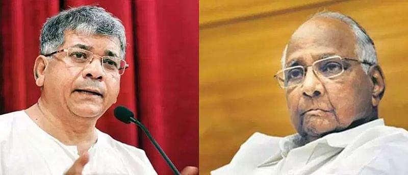 Sharad Pawar, Prakash Ambedkar flay  Centre on Article 370