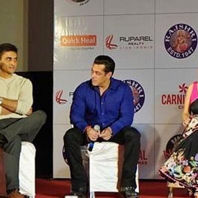 Salman Khan, Madhuri Dixit celebrate 25 years of 'Hum Aapke Hai Koun..!'