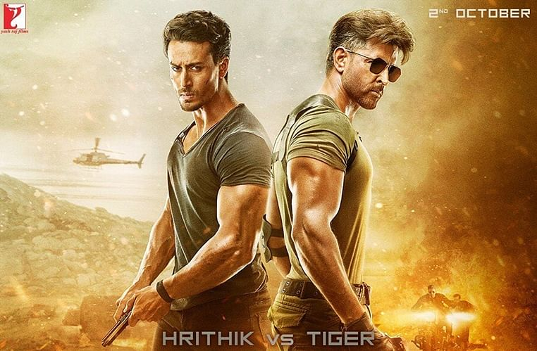 Hrithik Roshan and Tiger Shroff fight to prove their loyalty in WAR Trailer