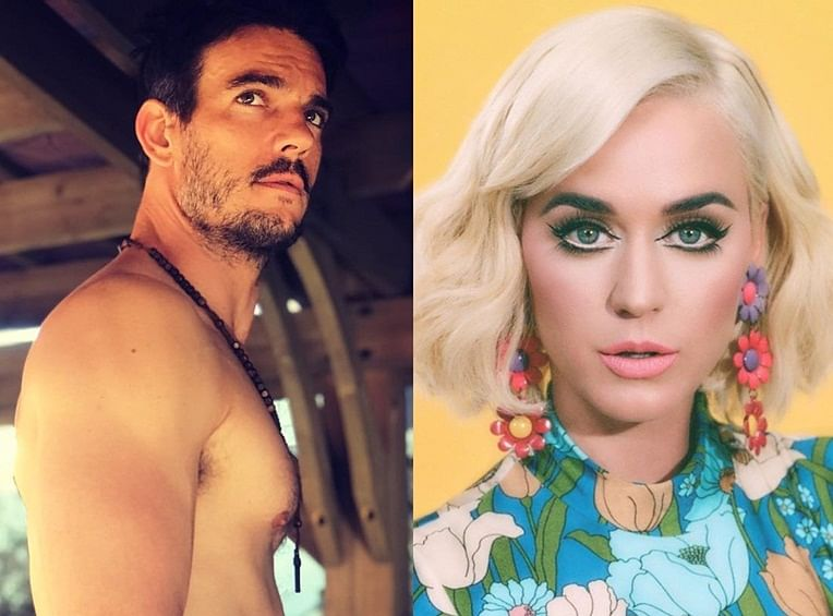 Katy Perry accused of sexual misconduct by 'Teenage Dream' video co-star