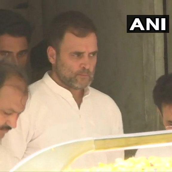 Arrest of Kashmir leaders foolish, will allow terrorists to fill leadership: Rahul Gandhi