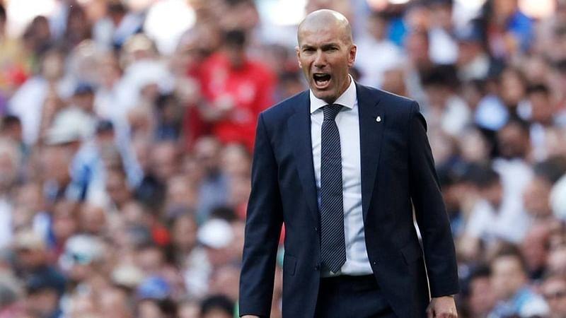 Zinedine Zidane's second coming begins