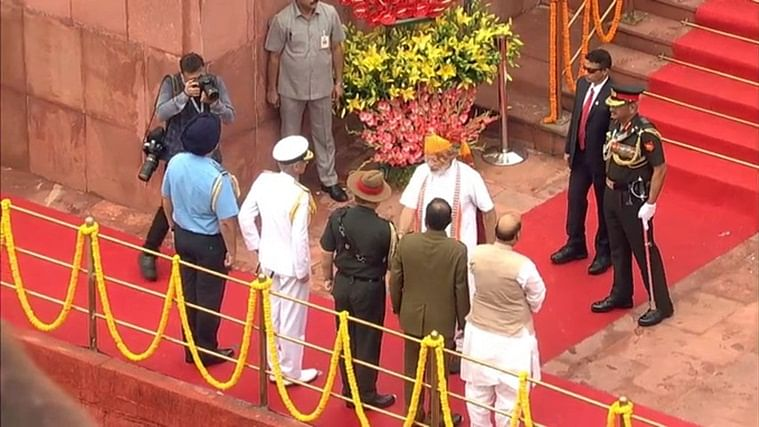 PM Narendra Modi announces creation of Chief of Defence Staff, fulfils defence's long-pending proposal