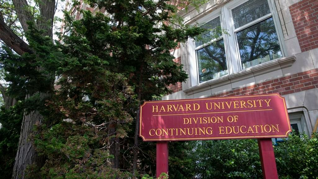 US judge rules Harvard University not biased against Indians