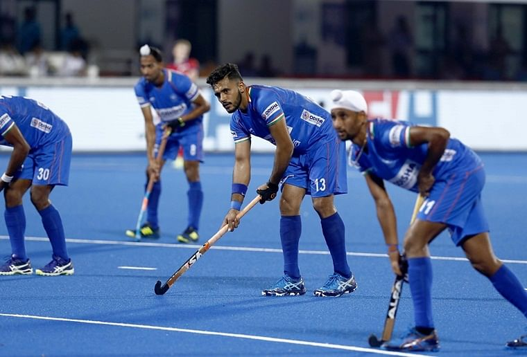 Hockey India names 33 players for men's national coaching camp