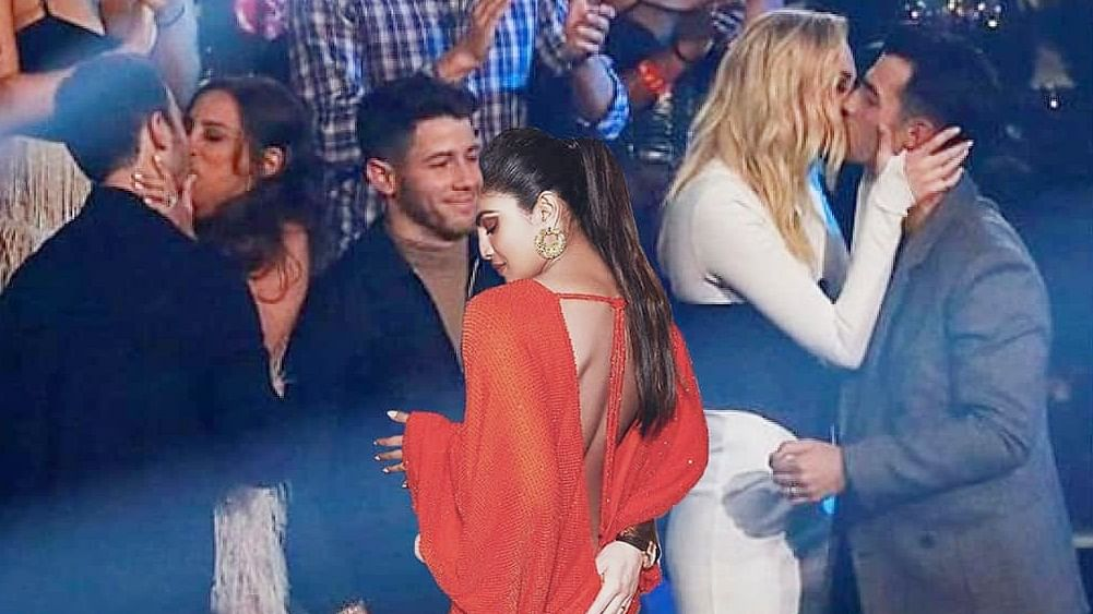 Priyanka Chopra photoshops herself with Nick Jonas to celebrate MTV VMAs win