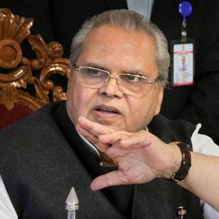 Will send aircraft for Rahul Gandhi to visit Kashmir and observe ground situation: J&K Governor