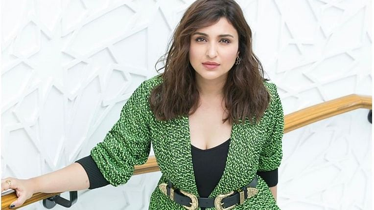 Parineeti Chopra starts shooting for 'The Girl on the Train' remake in London