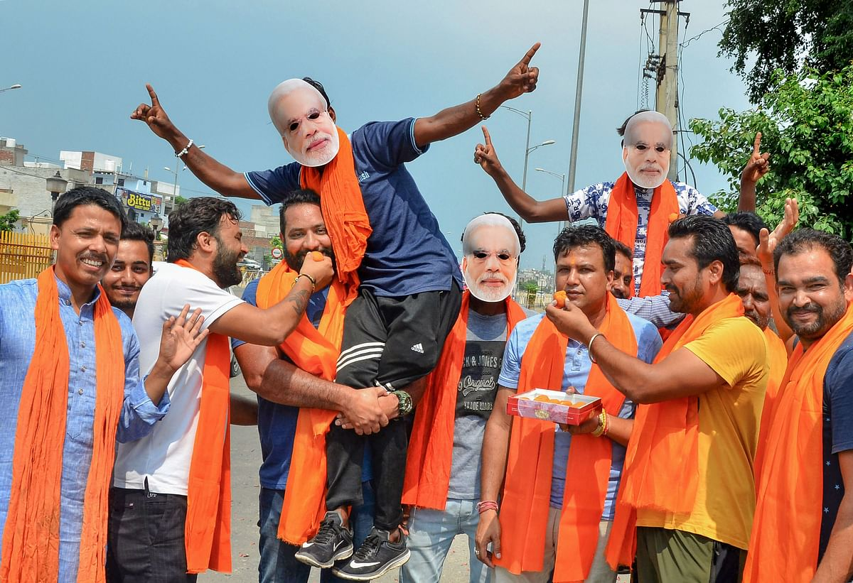 'A DREAM finally COMES TRUE' says Indorians on article 370