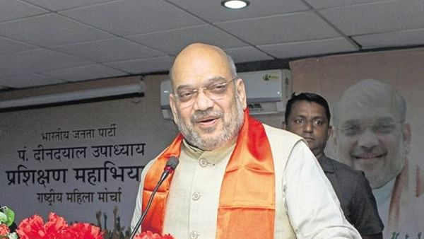 P Chidambaram was Home Minister when Amit Shah was arrested
