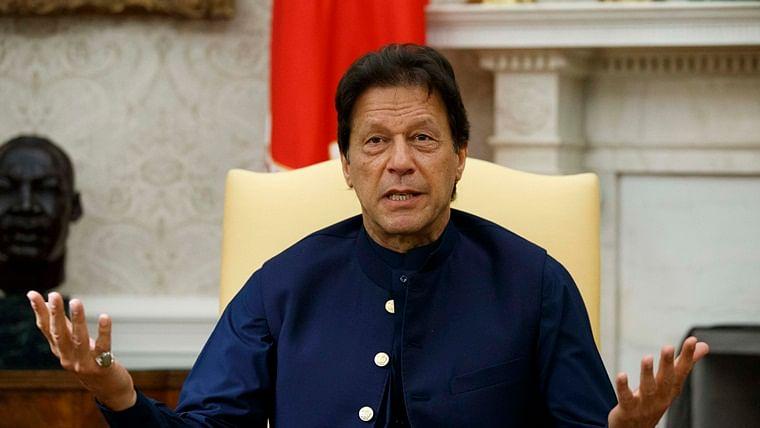 Kashmir first line of defence for Pakistan: Imran Khan