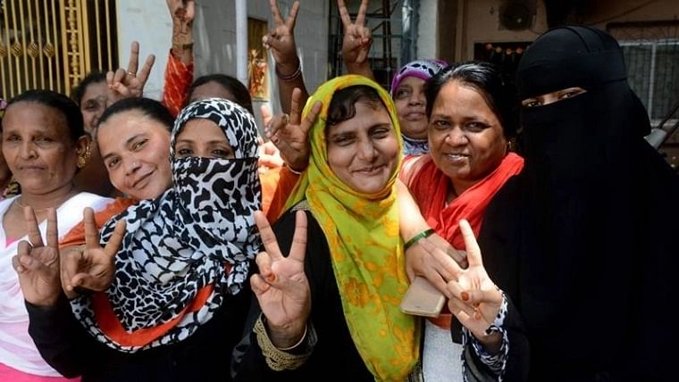 Bhopal: 'It is Independence Day for Muslim women'