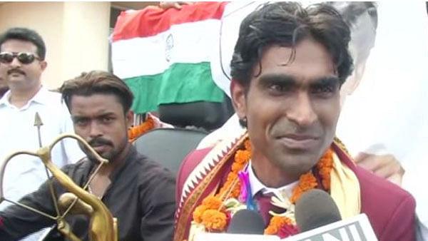 Was my dream to receive Arjuna Award from President: Pramod Bhagat