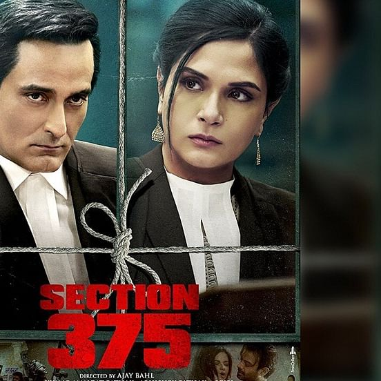 Section 375: Richa Chaddha and Akshaye Khanna to acquit audience with need for 'consent' in relationship