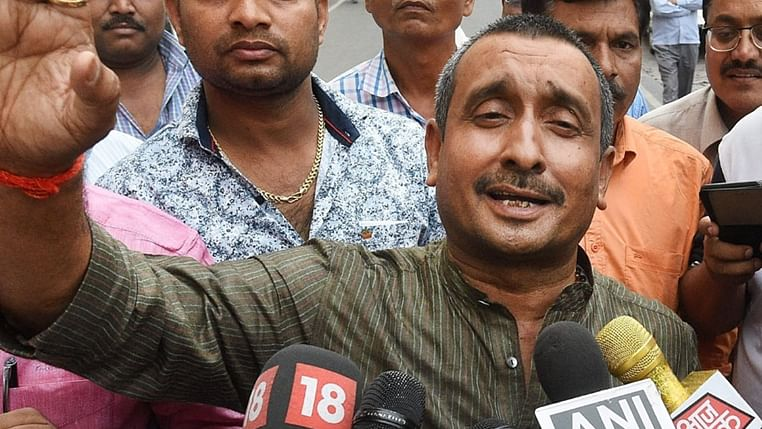 Unnao rape case: Delhi court sentences expelled BJP MLA Kuldeep Sengar to 10 years in prison