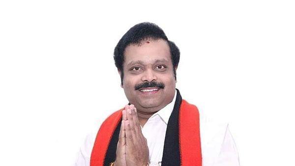 DMK's DM Kathir Anand