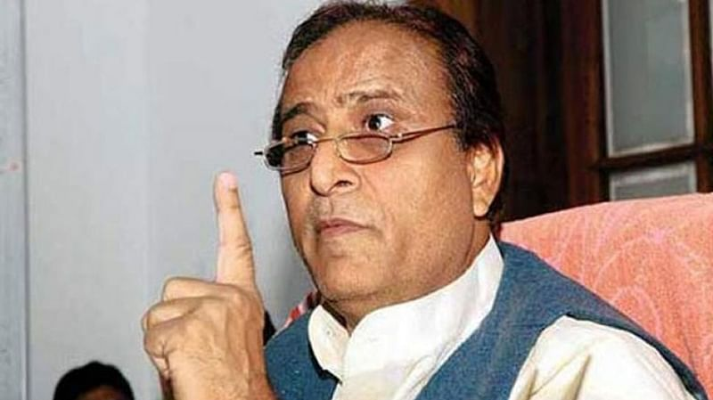 Azam Khan was rusticated from AMU for allegedly misbehaving with woman: Shia cleric