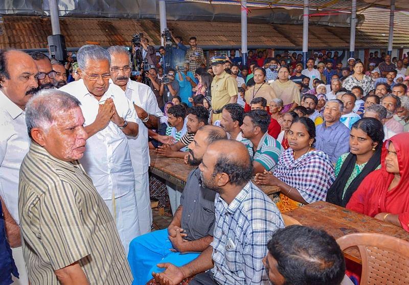 Politics mars Kerala relief, rescue