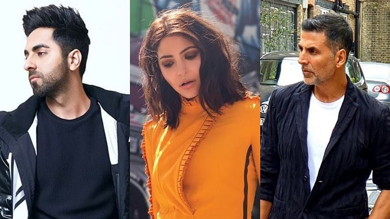 Akshay Kumar, Ayushmann Khurrana, Anushka Sharma more voice concern and Pray for Amazon