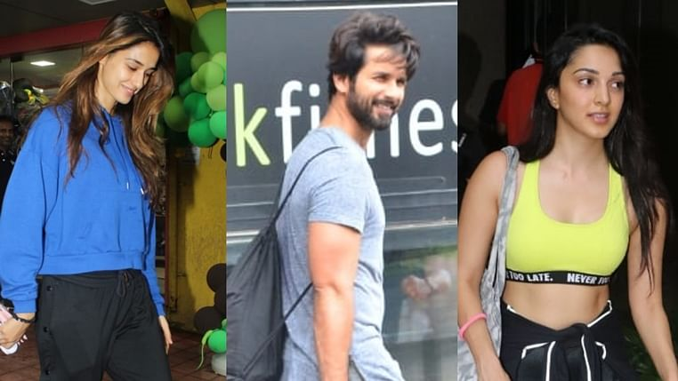 Have you seen these pictures of Shahid Kapoor, Kiara Advani, Disha Patani and more?