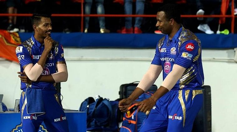 Lot of hardwork behind Hardik's rise: Pollard