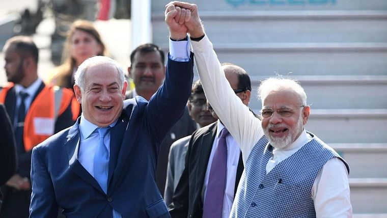 Financing India: India-Israel relationship is relatively young, and raring to grow
