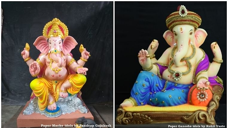 Ganesh Chaturthi 2019: From Paper Ganesha to Cowdung Ganesha, 5 places in Mumbai to book your Green Ganesha