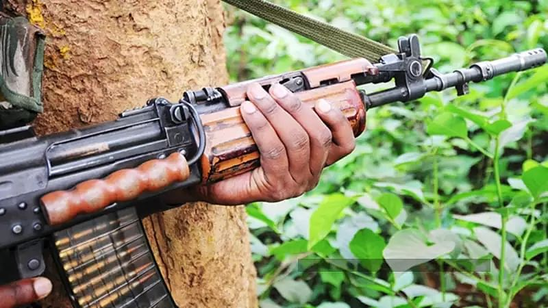 Bhopal: Cop flees with INSAS rifle