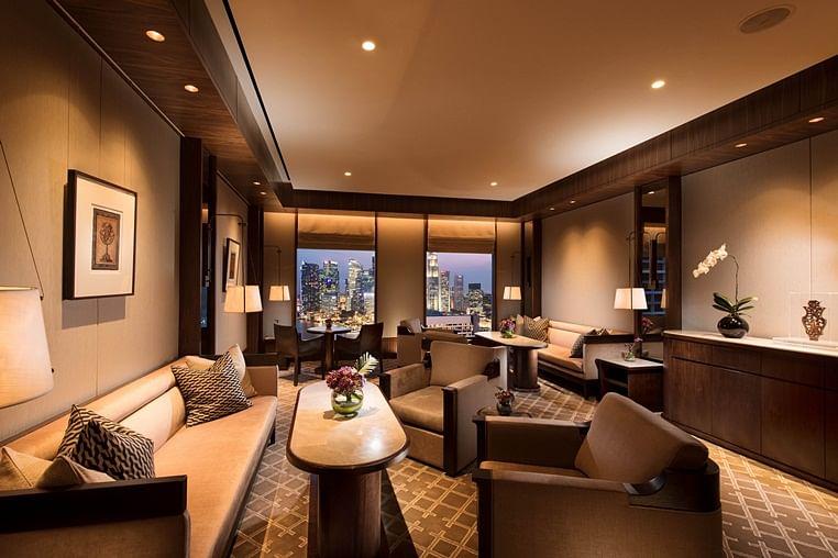 Conrad Lounge on Level 31 - Marina Room