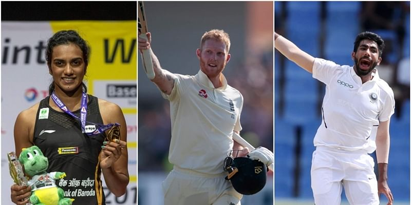 PV Sindhu, Ben Stokes, Jasprit Bumrah enthralled fans on Super Sunday