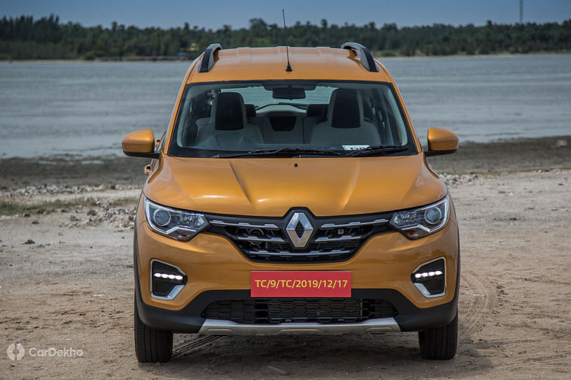 Renault Triber to launch tomorrow