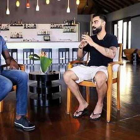 Viv Richards loved the way Virat Kohli gave it back to Aussies in 2014