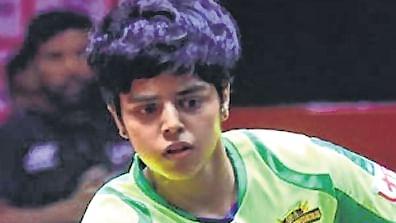 Ultimate Table Tennis: Archana Kamath saves day for Goa