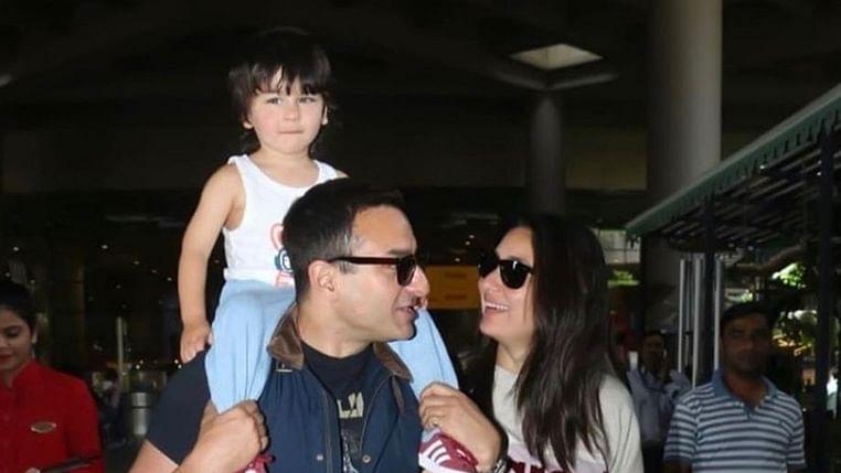Saif Ali Khan wants paparazzi to leave son Taimur alone