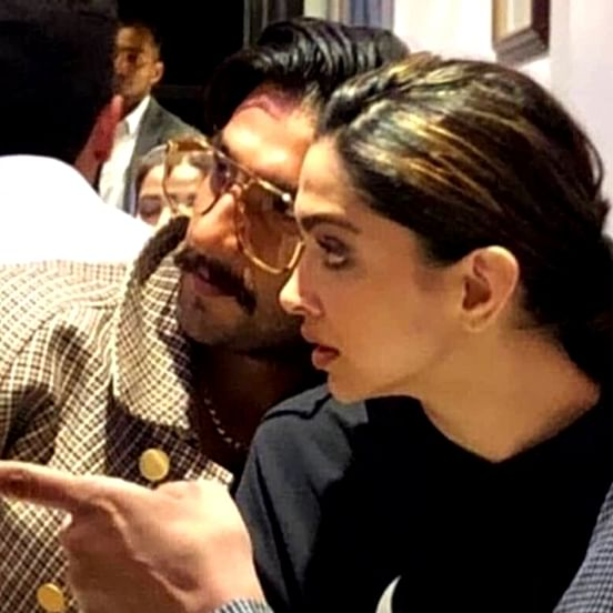 Ranveer Singh, Deepika Padukone find bliss amid work in London, see pics