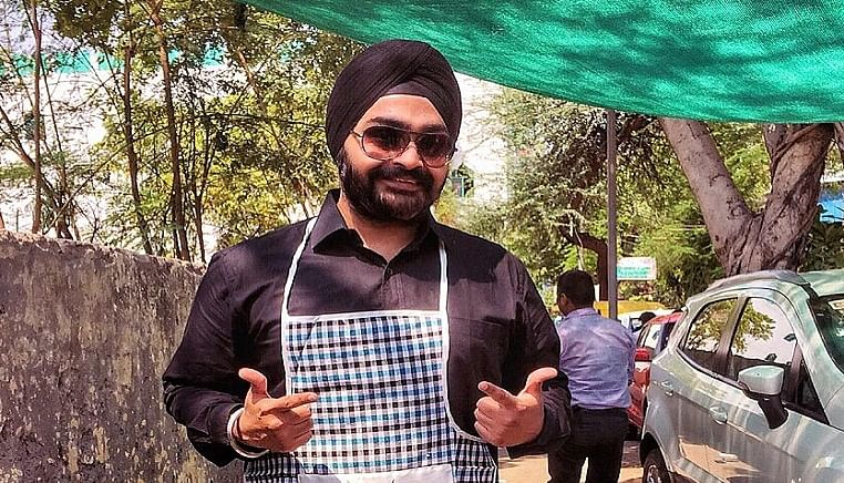 Pujneet Singh on living life king size and Blogging his way to glory