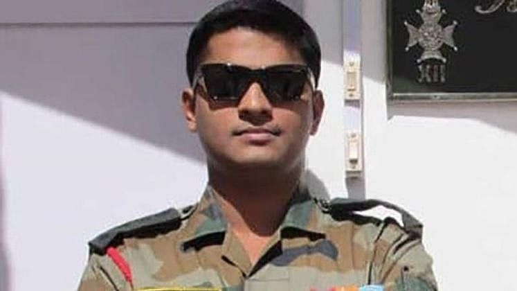 Mumbai: Gallantry award for Major Kaustubh Rane