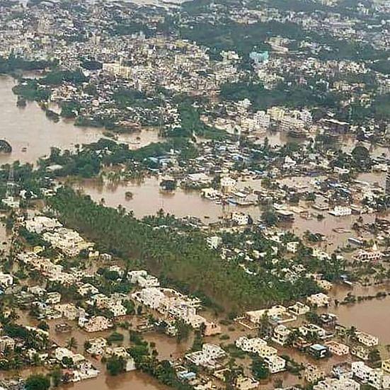 Maharashtra: Floods wreak havoc; 30 dead and 10 missing in Pune division