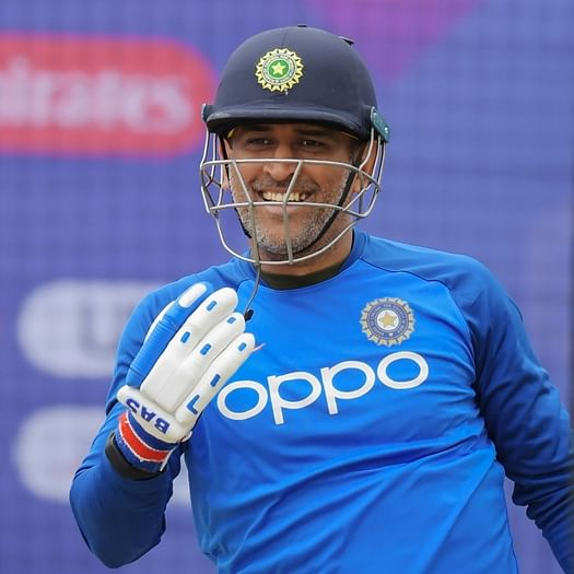 MS Dhoni enjoys golf with Kedar Jadhav on National Sports Day