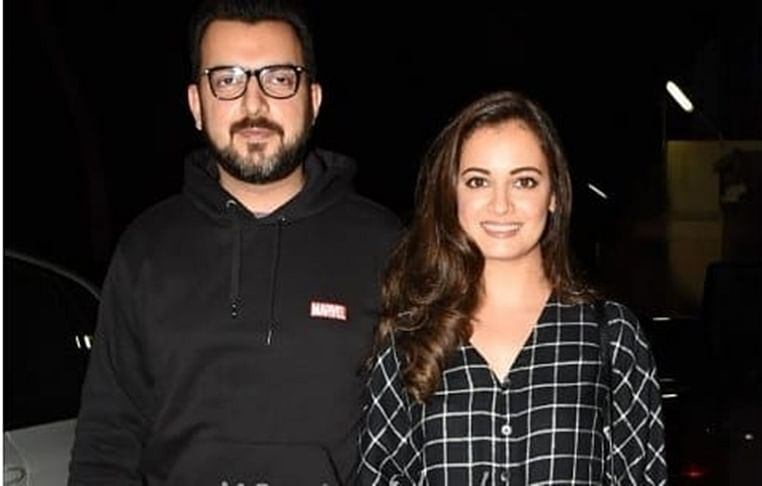 Dia Mirza announces separation from husband Sahil Sangha after being together for 11 years