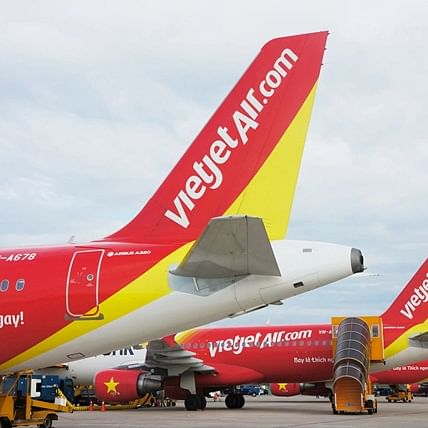 "Vietjet announces direct flight services between India and Vietnam, with ""super-saving tickets"" priced at Rs 9"