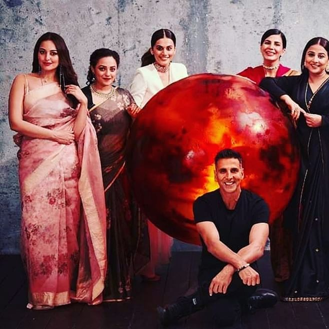 'Mission Mangal' second trailer presents failures of 'MOM'