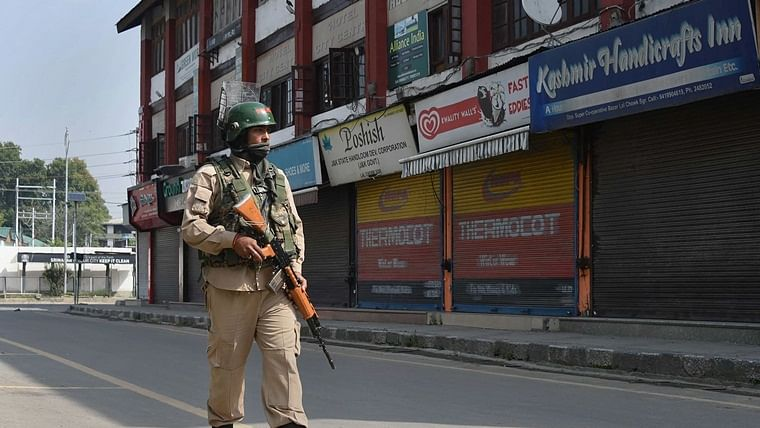 Terrorist groups have threatened locals in Kashmir against opening schools, shops: Army