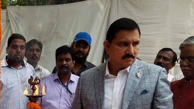 Bharatiya Janata Party MP Y.S. Chowdary