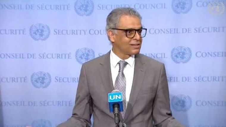 Ending Kashmir's special status entirely internal matter with no external ramifications: India after UNSC meet
