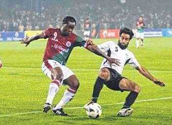 Durand Cup football tournament: Dice in Mohun Bagan's favour
