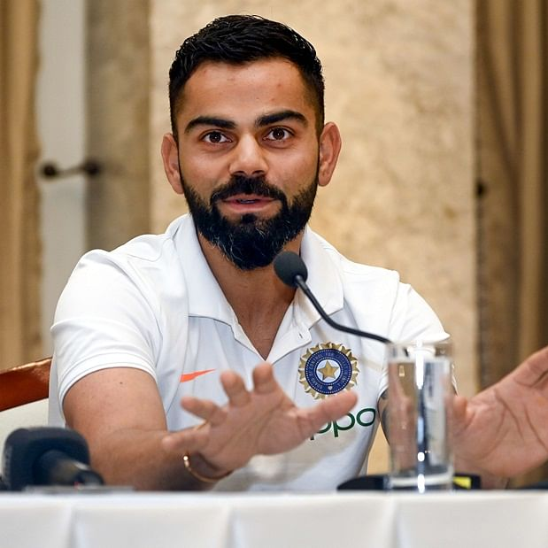It was my chance to step up and take responsibility, says Virat Kohli after winning second ODI against West Indies
